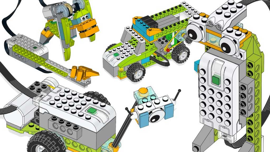 Lego Robotics (Thursdays)